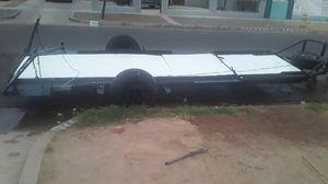 17' flatbed trailer for Sale in Phoenix, AZ