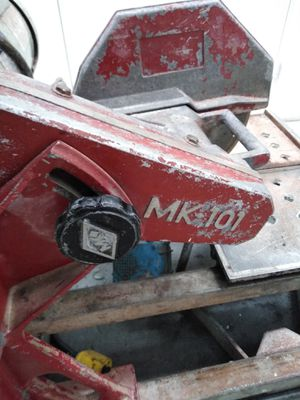 Mk Wet saw for Sale in Placentia, CA