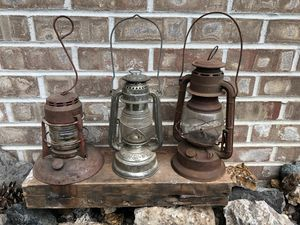 Vintage Lanterns for Sale in Tacoma, WA
