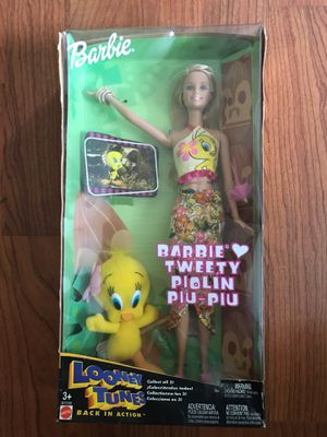 Tweety Barbie for Sale in Matawan, NJ