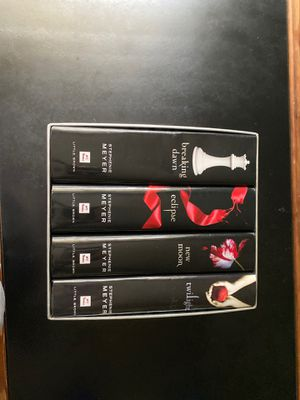 Twilight Saga by Stephenie Meyer Complete Box Set for Sale in Ithaca, NY