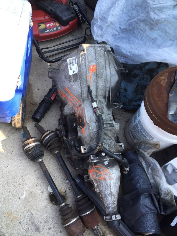 02 -08 automatic transmission ford econoline van e250 and crown victoria too