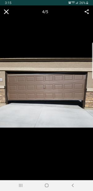 Bulldog garage doors, we are too accommodate you.. for Sale in Phoenix, AZ