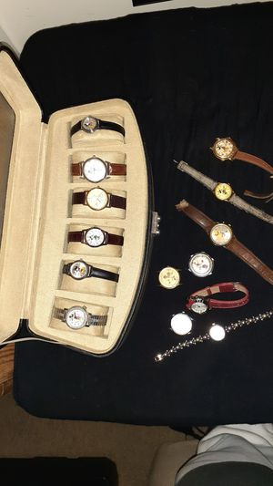 Mickey Mouse watch collection for Sale in Eugene, OR