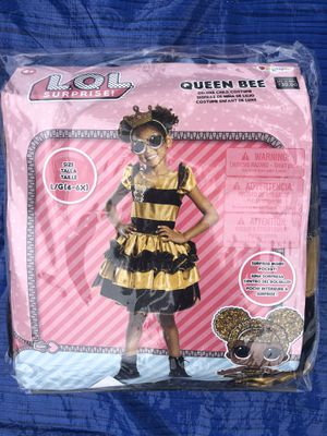 L.O.L. Queen Bee Halloween Costume for Sale in Silver Spring, MD
