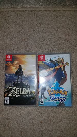 Switch games for trade for Sale in Vancouver, WA