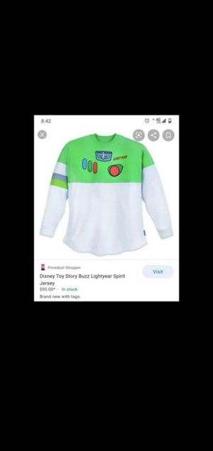 Disney's toy Story spirit jersey for Sale in Fountain Valley, CA