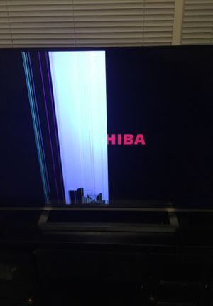 "50"" tv toshiba for Sale in Wichita, KS"