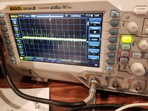 RIGOL DS1054z Oscilloscope four channel 50MHz for Sale in Cypress, CA