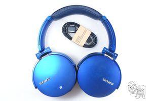 Sony MDR-XB950B1 Extra Bass Headband Wireless Headphones - Blue (2017 Model) for Sale in Rancho Cucamonga, CA