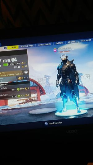 Trade? Stats are from this season and have more from last seasons comes with neckst season 8 free battle pass skins for Sale in Normal, IL