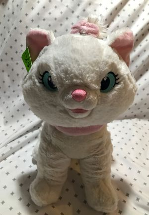 "13 "" Aristcats beanbag stuffed animal $9-Open page to see the rest for Sale in Menifee, CA"