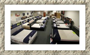 Queen mattress with queen box spring for Sale in Crofton, MD