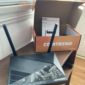 Comtrend G.hn Powerline Adapter Wifi Extender Router PG-9172AC 1200Mbps 2.4Ghz/5Ghz for Sale in Los Angeles, CA