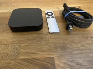 Apple TV Gen3 A1469 with remote 3rd Gen for Sale in St. Petersburg, FL