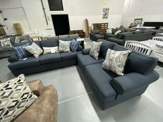Best Deals On New Sofas And Sectionals - 90 Days Same As Cash - $52 Down Ask Eli Today for Sale in Duluth, GA