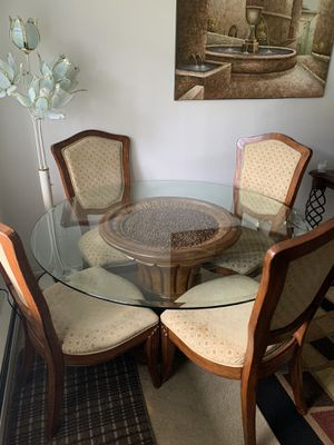 Table & 4 chairs for Sale in Auburn, WA