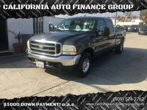 2004 Ford Super Duty F-350 SRW for Sale in Fontana, CA