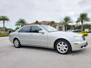 2003 Mercedes Benz S500 4matic for Sale in Port St. Lucie, FL
