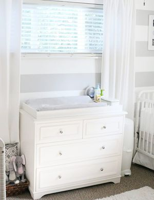 Pottery Barn Dresser Baby Changing Table for Sale in San Diego, CA