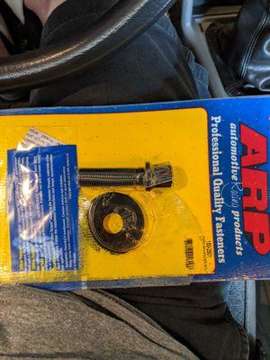 Ford balancer bolt kit for Sale in Blacklick, OH