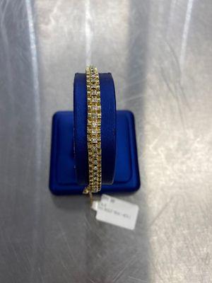 14k Rolex tennis bracelet for Sale in Tampa, FL