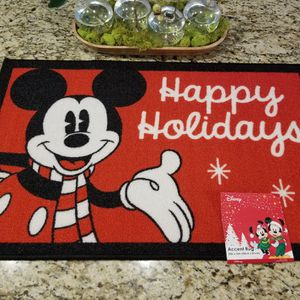 Disney Mickey Christmas Mat for Sale in Duluth, GA