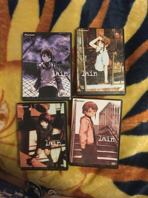 Serial experiments - Lain episodes 1-13 for Sale in Vancouver, WA