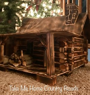 Log Cabin Handmade for Sale in Marmet, WV