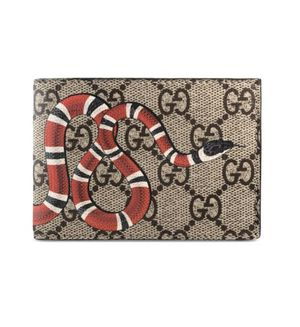 Gucci Kingsnake print Supreme GG Wallet for Sale in Los Angeles, CA
