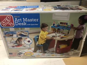 Step2 Deluxe Art Master Kids Desk & Chair (New - unopened box) for Sale in Daly City, CA