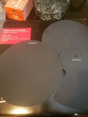 Drum silencers for Sale in Houston, TX