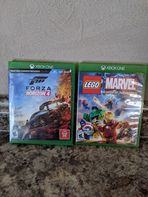 XBOX ONE GAMES for Sale in Saginaw, TX