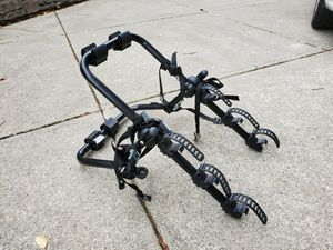 Bike carrier for 3 bikes, trunk mount rack for Sale in Bothell, WA