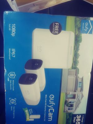 Eufy Security Camera Sets Brand new for Sale in Kent, WA