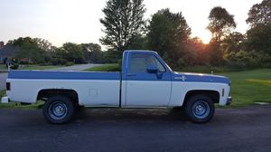 1980 Chevy C-10 350 CID for Sale in IL, US
