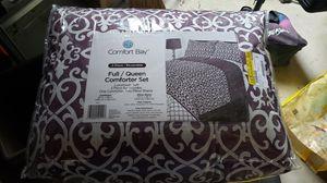 Comforter set for Sale in Trivoli, IL