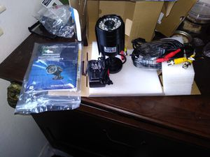 Cctv Day/Night vision 500tvl or 10000TVL SECURITY CAMERA for Sale in San Antonio, TX