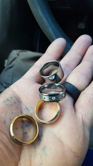 4 elegants rings for Sale in Washington, DC