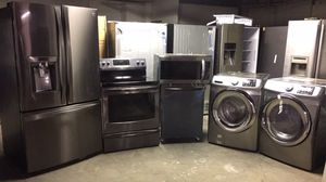 Various stainless steel appliances for sale new and used fully functional ! Delivery and warranty available! for Sale in Philadelphia, PA