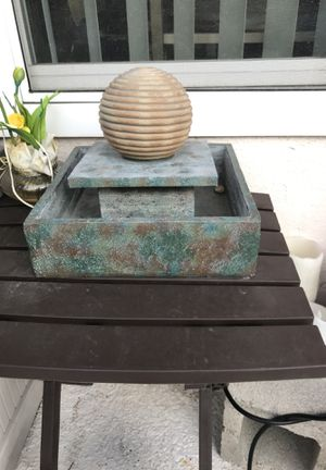 Fountain for Sale in Anaheim, CA