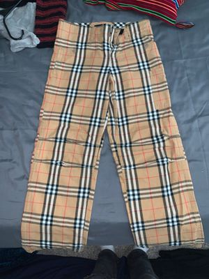 Vintage Burberry Trouser (Women size 12) for Sale in Cedar Park, TX