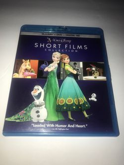Disney Short Films Collection Blu-ray DVD for Sale in Corona,  CA
