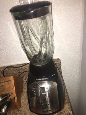 Black decker blender for Sale in Riverside, CA