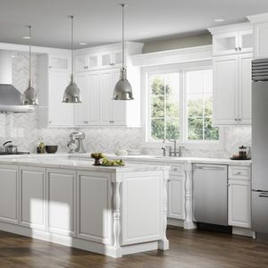 White Kitchen Cabinets for Sale in Cleveland, OH