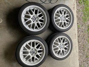 5*100 asa bbs wheels for Sale in Naugatuck, CT