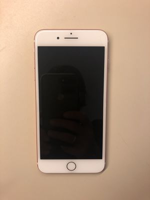 iPhone 7plus: Rose Gold 128gb for Sale in Apex, NC