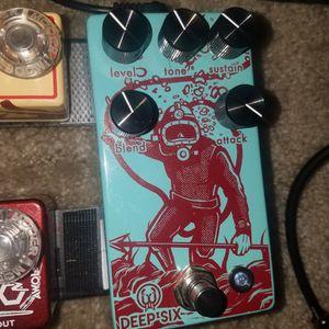 Walrus Audio Deep Six Compresser V3 for Sale in Sherman, TX