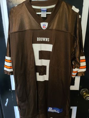 Reebok Jeff Garcia Cleveland Browns Jersey for Sale in Tacoma, WA
