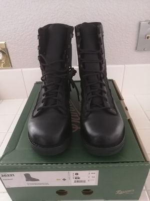 Brand new Danner Stalwart work boots for men. Size 8ee. Soft toe. for Sale in Riverside, CA